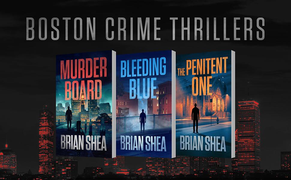 Boston Crime Thrillers