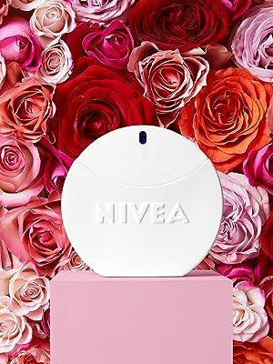 nivea creme eau de toilette parfum fragrance femme visage corps main soin peau sensible adulte femme