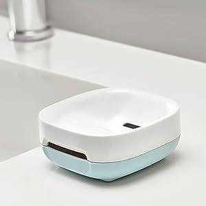 Slim Compact Soap Dish