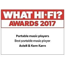 astell kern kann portable audio player astro silver audio hifi. Black Bedroom Furniture Sets. Home Design Ideas