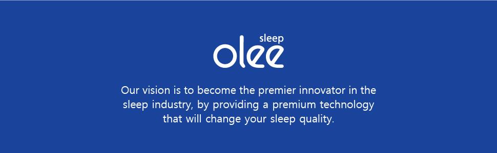olee sleep logo