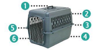 dog crates for large dogs travel, travel kennels for large dogs,