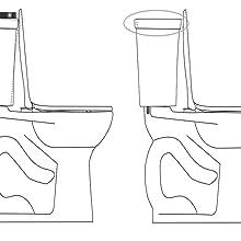 bemis, church, kohler, toilet, seat, elongated, oblong, round, u-shaped, oval, bathroom