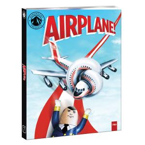 Amazon Com Paramount Presents Airplane Blu Ray Robert Hays Julie Hagerty Kareem Abdul Jabbar Peter Graves Movies Tv