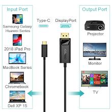 display port to usbc