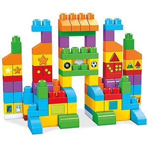 Mega Bloks Let's Get Learning!