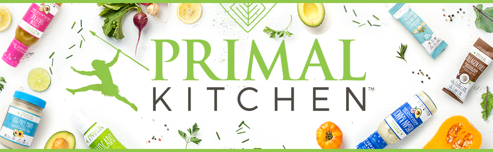 Primal Kitchen, paleo, whole 30, keto, avocado mayo, oil, collagen, primal fuel, dressing, natural