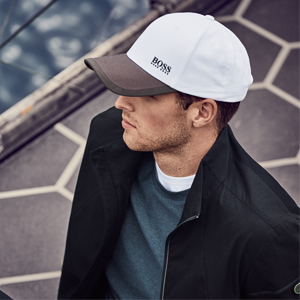 93f9e63e Hugo Boss Hats. Head-to-toe style and putting together your look is always  important. From hats and scarves to functional backpacks, our accessories  will ...