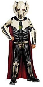 Child Deluxe General Grevious Costume