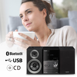 Features of the SC-PM600 CD Micro System
