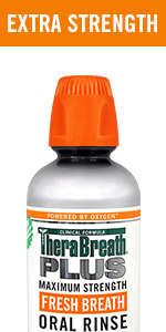 plus maximum strength fresh breath halitosis bad breath