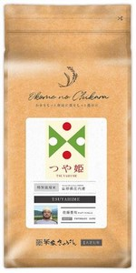 【精米】山形県庄内産 佐藤豊さんのお米 白米 つや姫 5kg 平成29年産