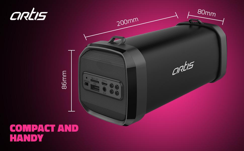 Artis BT90 Wireless Bluetooth Outdoor & Indoor Speaker