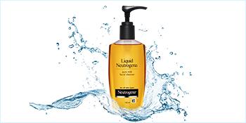 Neutrogena; Neutrogena facewash; Cleanser; Mild facial cleanser; Cleanser for dry skin