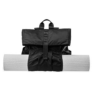 Gaiam Yoga Mat Bag Backpack