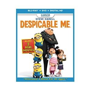 despicable me, despicable me 2, despicable me 3, minions, gru, agnes, steve carell, illumination