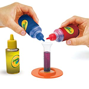 Crayola Silly Scents Marker Maker - Step 1