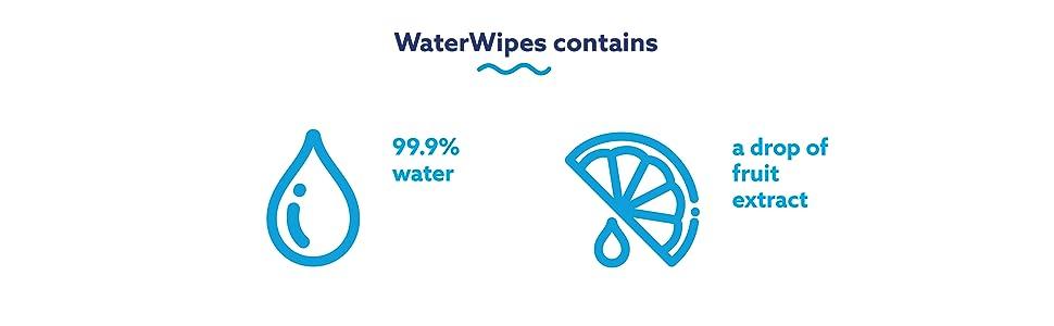 WaterWipes ingredients