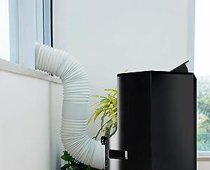 Amazon Com Honeywell Mn12ces Portable Air Conditioner