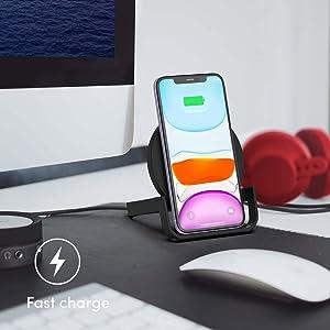 Playa Wireless Charging Stand