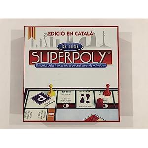 Falomir Superpoly de Luxe (en catalán), Juego de Mesa, Clásico, Multicolor (1002): Amazon.es: Juguetes y juegos