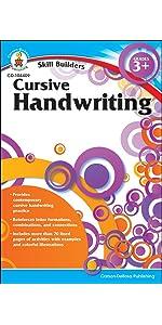 Traditional Handwriting Grades 1-3 Beginning Cursive