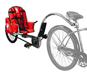3b41e138506 Amazon.com   Weehoo Turbo Bike Trailer   Sports   Outdoors