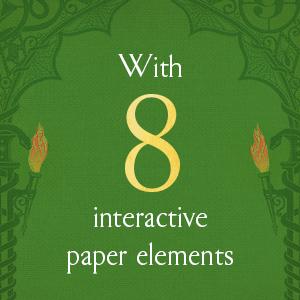 8 interactive paper elements