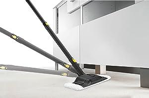 Karcher, Kärcher, SC, 4, limpiador, vapor, vaporeta, limpieza, suelos, mopa, hogar