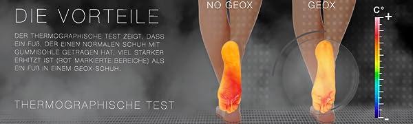 Zapatos para hombre Geox