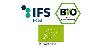 IFS und BIO Zertifizierung