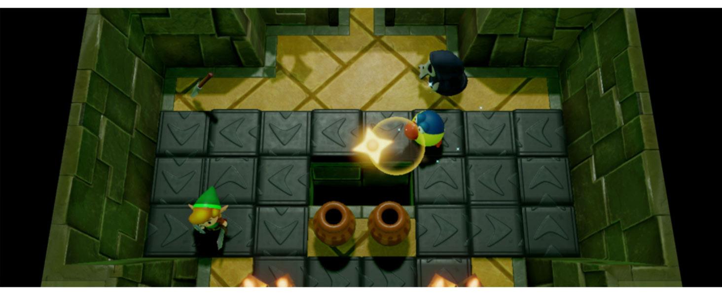 zelda, chamber, puzzles