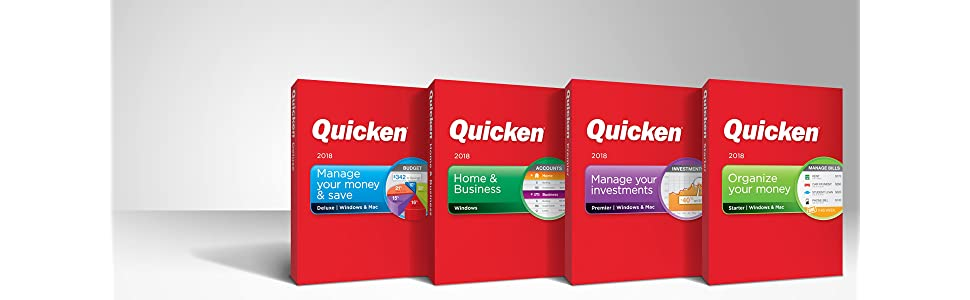 Quicken Deluxe 2018 For Mac 2 Yr