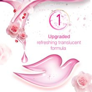 Refreshing Translucent Formula