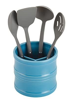 kitchen tools, kitchen utensils, cooking utensils, tool crock, utensil holder