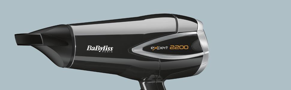 BaByliss Paris D342E Sèche cheveux Expert 2200W