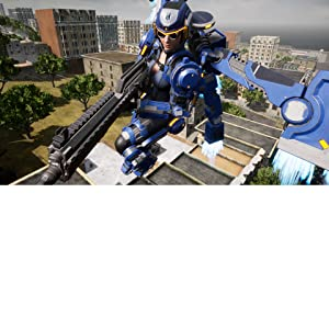EDF,EDF兵士,地球防衛軍,IRON RAIN,アイアンレイン,EDFIR