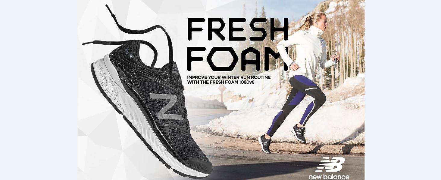 Fresh Foam 1080 V8 Running Shoe