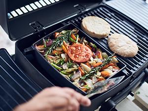 Enders Gasgrill Camping : Enders gasgrill urban tischgrill grillen kochen und backen