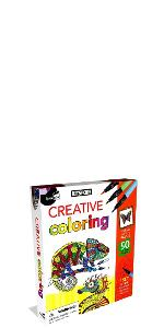 Amazon.com: SpiceBox Creative Coloring Kit: Toys & Games