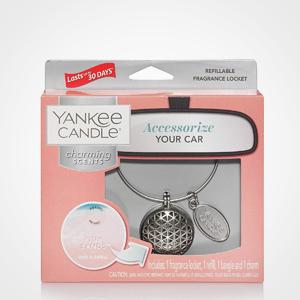 Yankee Candle Seducenti Aromi Kit di Base Notte di Mezza Estate Quadrato