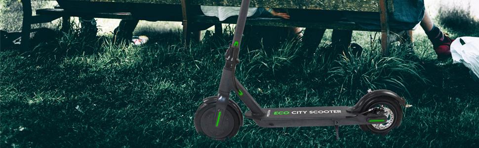 PRIXTON SCO850 Eco City Scooter- Patinete Eléctrico con ...