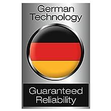 ドイツの技術を凝縮した400Wのパワフルモーター