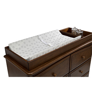 baby changing pad area safe dresser dressing table secure infant