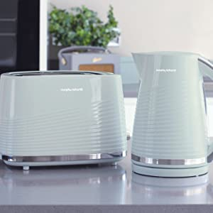 Matching Kettle and Toaster Sets Available green dune toaster