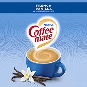 French Vanilla Liquid Coffee Creamer