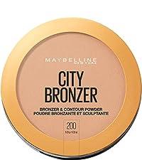 city bronzer, bronzer, contour powder, powder, face, cosmetics, all skin types, velvety matte, matte