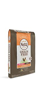 ... ingredients · adult grain free