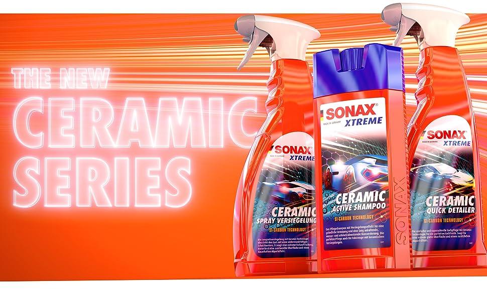 SONAX 04167410 416741 Brosse pour Cuir et Textile