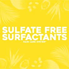 Sulfate  free surfactants
